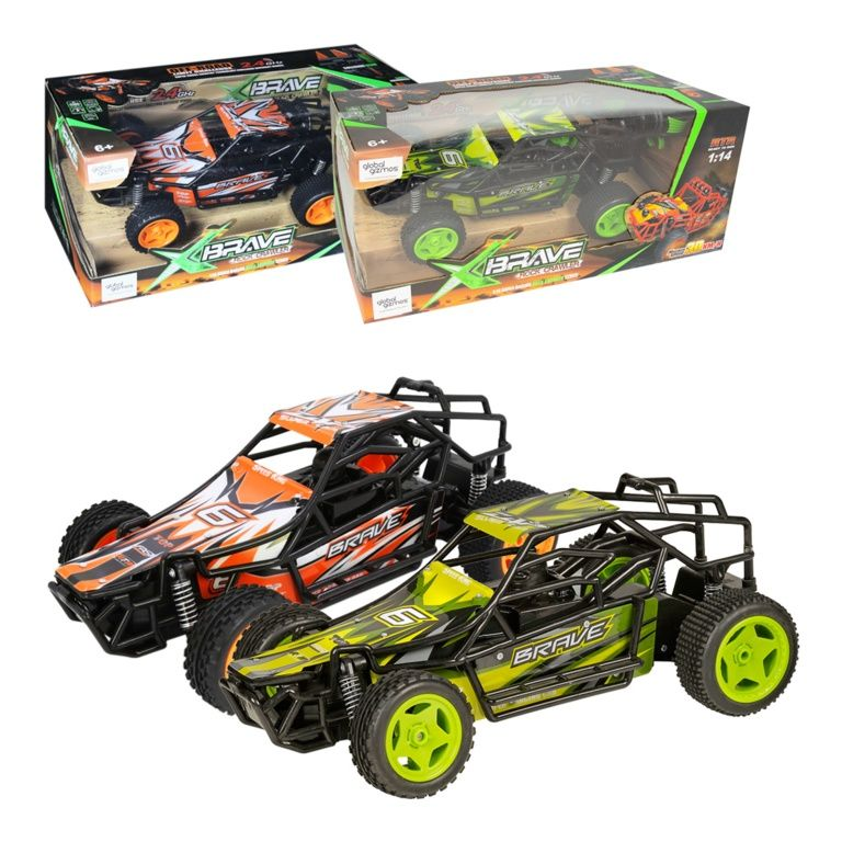 Global Gizmos 1:14 RC High Speed Off Roader - 2.4ghz